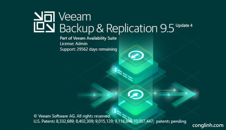 Veeam Backup & Replication 9 5 Update 4 0